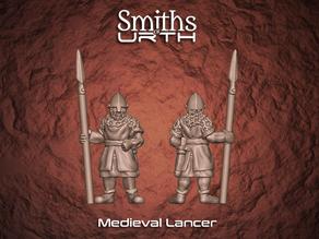 Medieval lancer