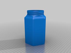 Remix - Storage jar (coplanar base)
