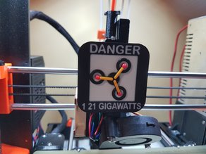 Prusa Rotation Indicator - Flux Capacitor (MMU)