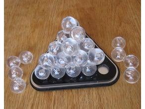 Giant Pyramid Puzzle