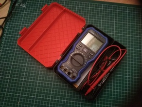 Nice case for your Multimeter or...