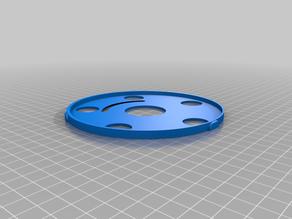 Smaller MUM 5 bowl adapter