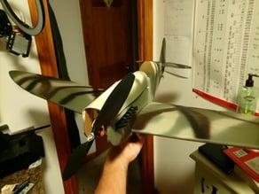 FT Spitfire dxf (laser cutter file)
