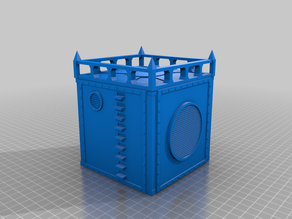 Building Terrain - Interlocking 28mm