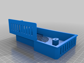 Ender 3 V2 Motherboard 80*25mm Blank + inner cover