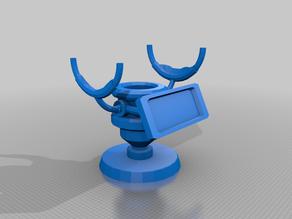 Portal Gun Pedestal Stand - Portal / Portal 2
