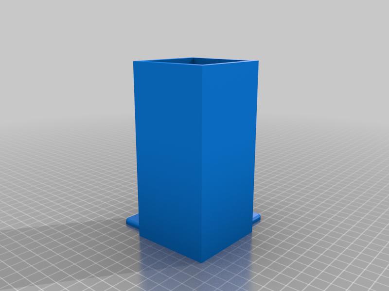 Ikea Lack 90mm extension