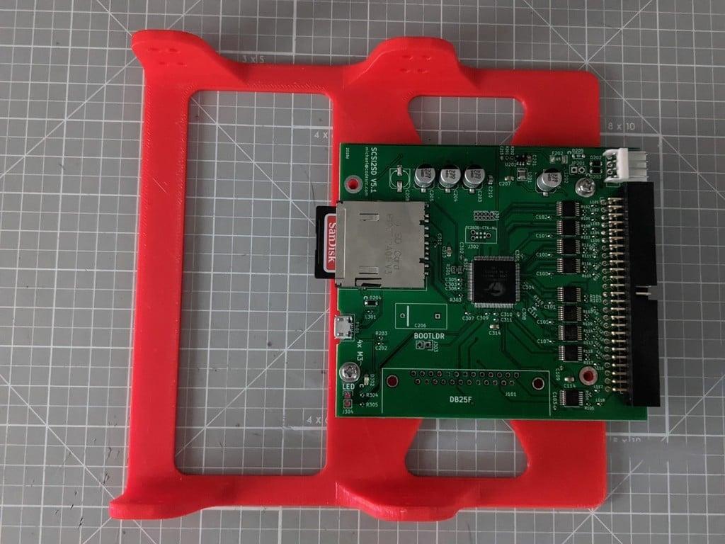 "SCSI2SD V5.1 or V6 5.25"" Internal Drive Adapter"