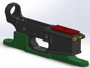 P80 80% Lower Machining Fixture (AR-15)