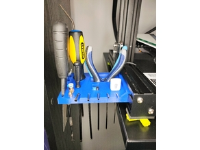 Ender 3 Floating Tools Tray
