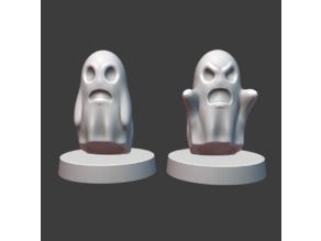 Sheet Ghosts