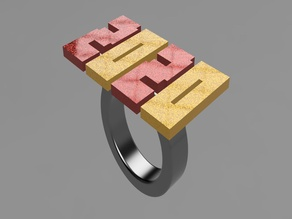 2020 Party Ring