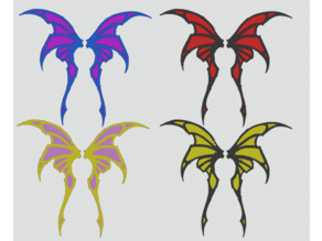 Fairy Wings #4 for remixes