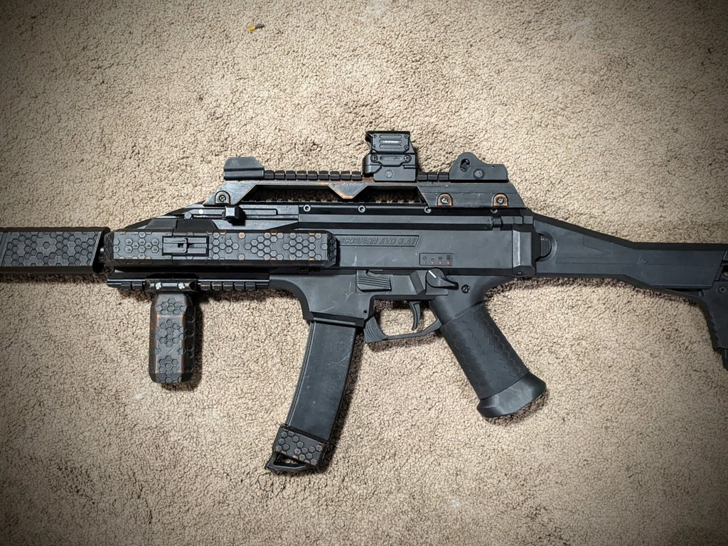 G36 Picatinny Carry Handle, short