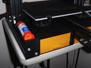 Ender 3 - Glue Stick / Tool Tray