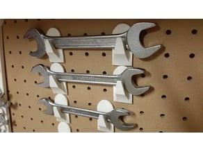 Gancio per attrezzi. Hook for tools