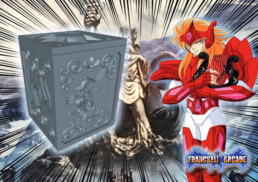 Saint seiya asgard eta box
