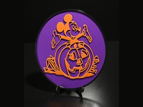 Halloween Mickey Decoration Remix for MMU