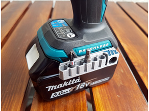 Makita drils and drivers bit holder