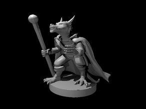 Kobold Press - The Last Heir - Player Characters!