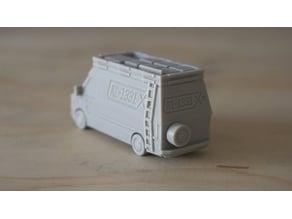 NL-1331X Van