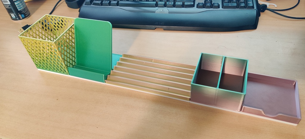 Modular Desk Organiser