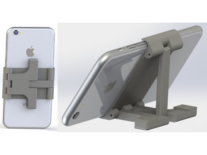 Foldable Holding Phone Stand (compatible with iPhones)