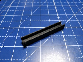 Z-Axis Offset / Endstop 5mm for CTC Bizer / Flashforge Creator / Replicator Dual