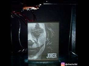 Joker Lithophane
