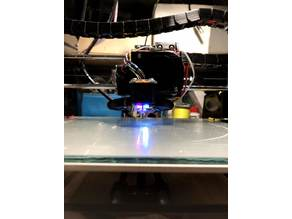 Anet A8 Air Duct + 3D Touch mount + LED mount