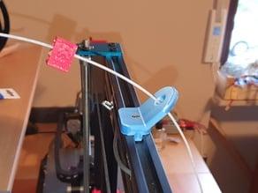 Filament Führung Sidewinder X1 - (Filament Guide)