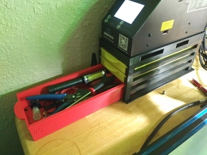 A30 Power Box Stand With Drawers