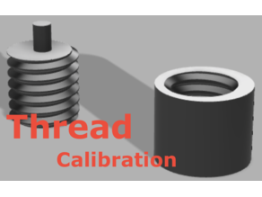 Simple Thread Calibration