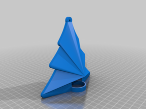 Christmas Tree Lithophane