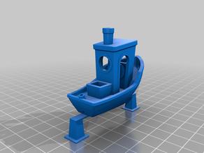 Bridged Benchy Printer Test