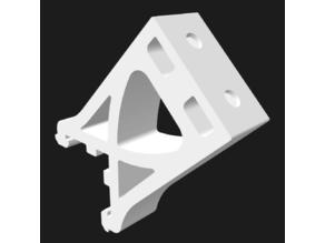 Creality Ender 3 spool side mount - Little Ghost