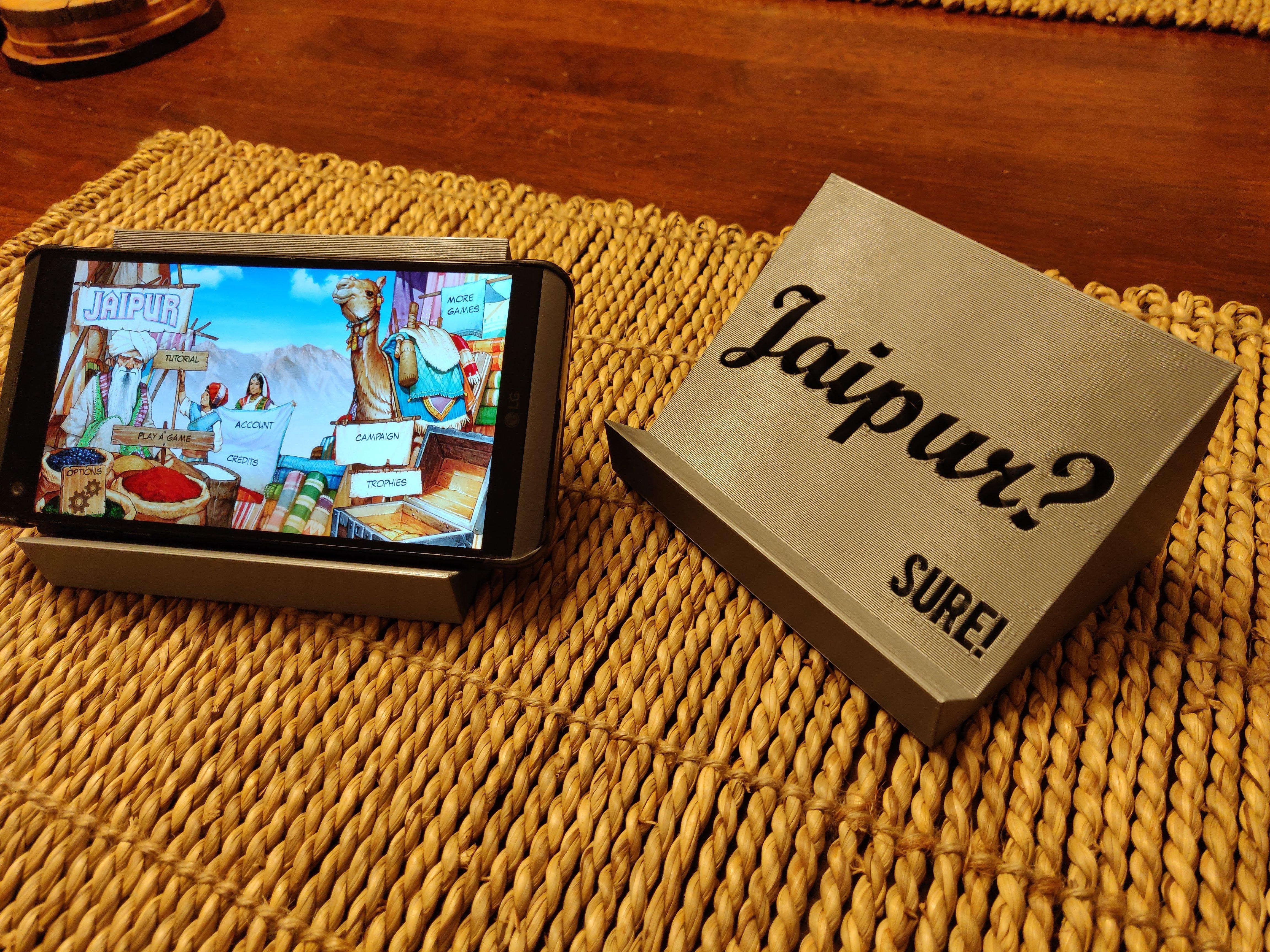 Jaipur Phone Wedge