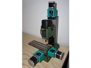 Parametric Proxxon MF70 CNC kit