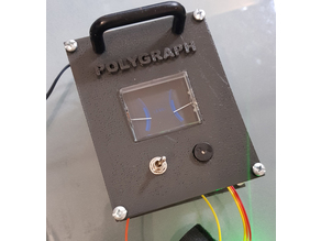 Arduino Nano Lie Detector Polygraph