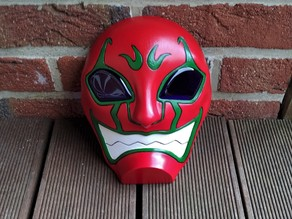 Overlord Mask of Envy