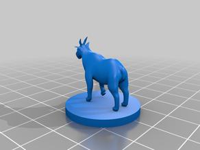 Goat - Mountain Goat