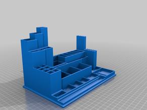 Ender 3 Desktop Tool Tray Organizer
