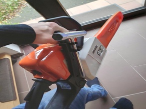Stihl Chainsaw Tool Holder (easily removable)