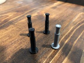 NR200 Top Fan Mount Push Pin for 15mm Noctua fan