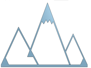 2D Mountains