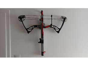 Wall Mount for SIL hybrid - Pump-Action Repeating Bow with Ammo Clips