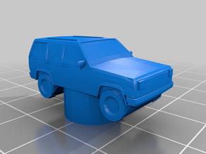 Updated Jeep Cheokee valve cap