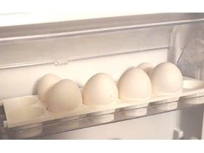 Egg Holder for Smaller Fridges, too