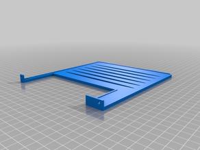 Meshify S2 Bottom Plate (for 360mm radiator)