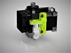 BLTouch mount for Hemera and HevORT